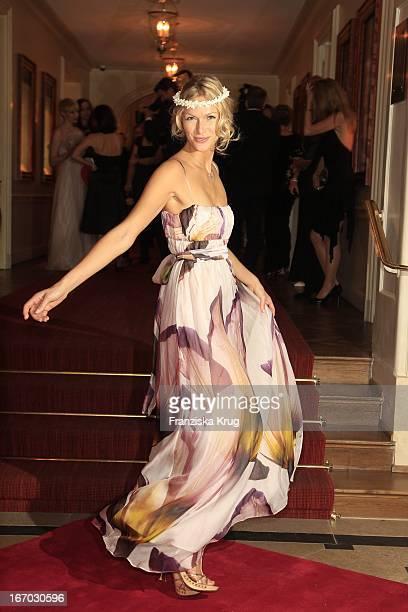 Mia Florentine Weiss Beim Gala Spa Award Im Hotel Brenners In BadenBaden
