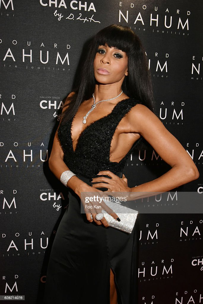"""""""Black & Whyte Party""""  by Edouard Nahum At VIP Room Theater in Paris"""