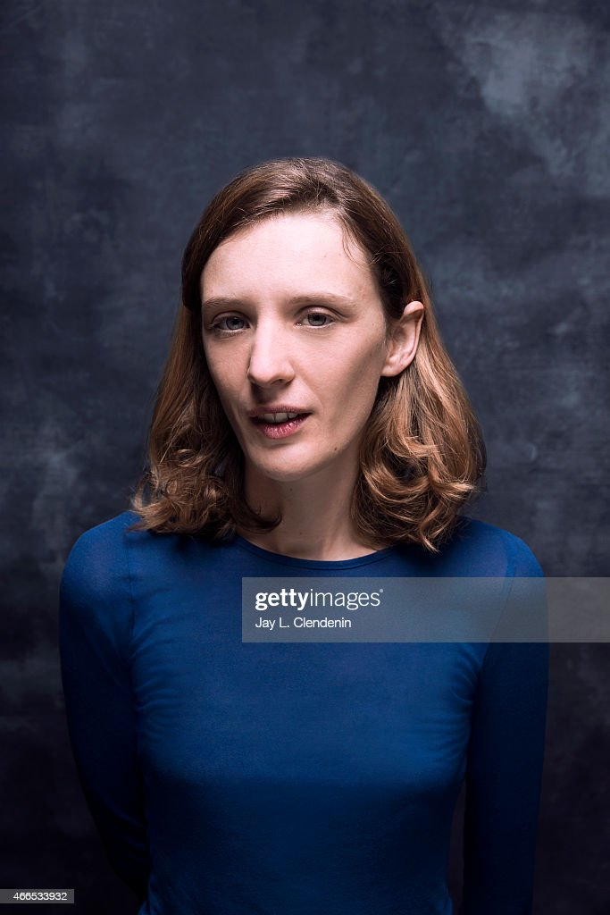 Mia Hansen-Love is photographed for Los Angeles Times at the 2015 Sundance Film Festival on January 24, 2015 in Park City, Utah. PUBLISHED IMAGE.