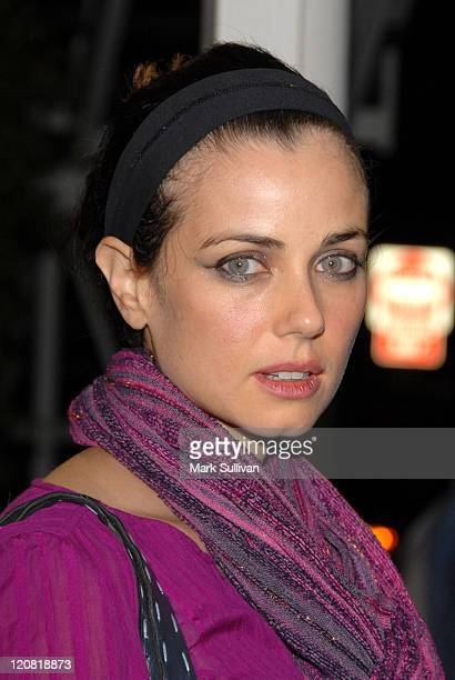 Mia Kirshner during Launch of 'L Eau de Parfum' Inspired by Showtime's 'The L Word' Inside at Apothia at Fred Segal Melrose in Los Angeles California...