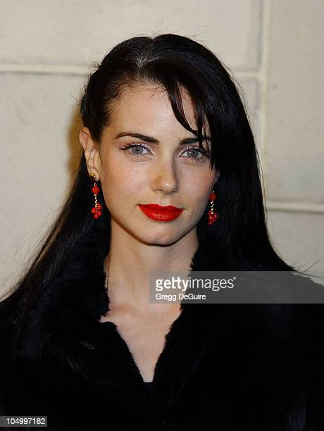 Mia Kirshner during 'New Best Friend' Premiere at Festival Theatre in Westwood California United States