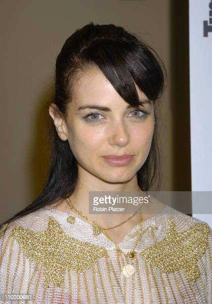 Mia Kirshner during 'The L Word' Panel at the 11th Original GayLesbian BiSexual and Transgender Business and Entertainment Expo at The Jacob Javits...