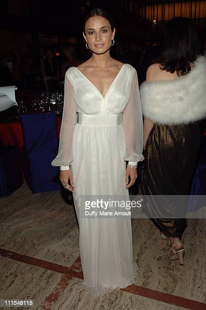 Mia Maestro during New York City Ballet Presents the World Premiere of Peter Martins' Full-Length Production of Romeo + Juliet at New York State...