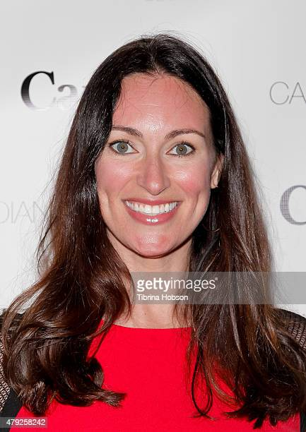 Mia Mastroianni attends the Canada Day in LA party at on July 1 2015 in Santa Monica California