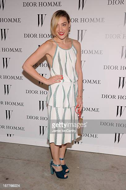 Mia Moretti attends the World Premiere of Bruce Weber's Film 'CAN I MAKE THE MUSIC FLY' hosted by DIOR Homme's Kris Van Assche Bruce Weber W...