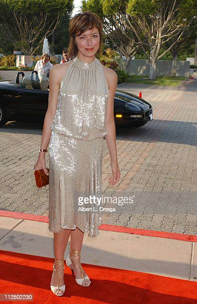 Mia Sara during 31st Annual Saturn Awards Arrivals at Universal Hilton Hotel in Universal City California United States