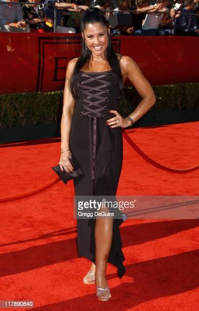 Mia St John during 2004 ESPY Awards Arrivals at Kodak Theatre in Hollywood California United States
