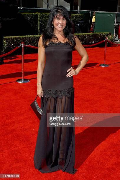 Mia St John during 2006 ESPY Awards Arrivals at Kodak Theatre in Los Angeles California United States