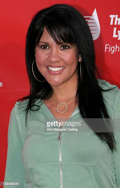 Mia St John during The Leukemia and Lymphoma Society Presents The 2nd Annual Celebrity Rock N Bowl EventArrivals at Lucky Strikes Lane in Hollywood...