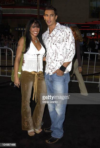 Mia St John guest during The Tuxedo Premiere Los Angeles at Mann's Chinese Theatre in Hollywood California United States