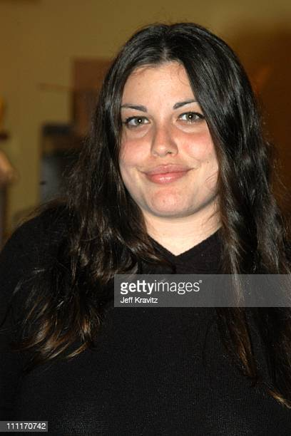 Mia Tyler during Rock da HouseA Benefit for Convenant HouseFashion Show and All Star Jam at Quixote Studios in Hollywood California United States
