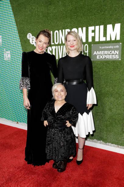 "GBR: ""Judy & Punch"" Premiere - 63rd BFI London Film Festival"