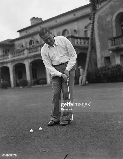Bobby Jones retired king of the world's golfers will make his return to competition in this year's Augusta national tournament