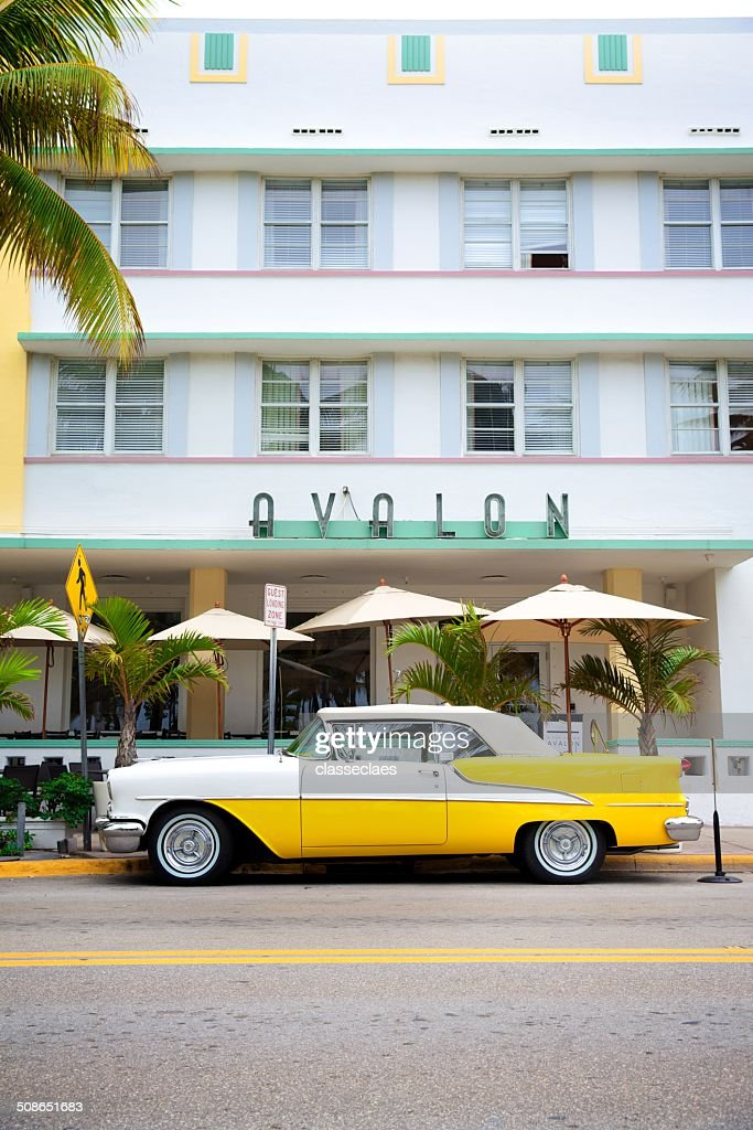 Miami Beach, Florida : Stock Photo