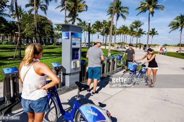 Citi Bike Miami >> 14 Citi Bike Miami Pictures Photos Images Getty Images