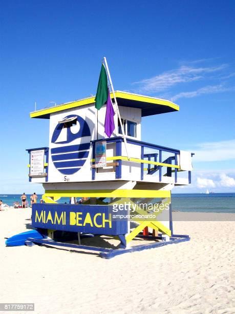 miami beach - miami beach stock pictures, royalty-free photos & images