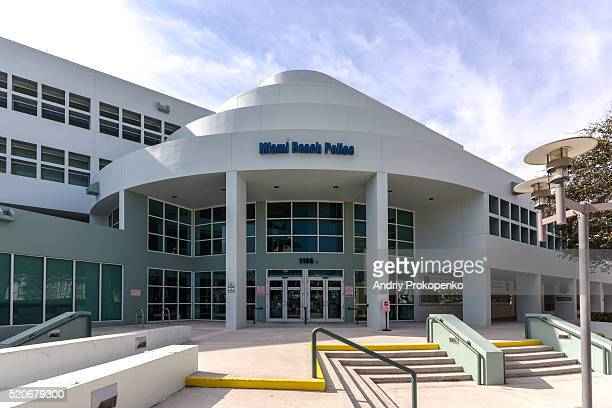 Miami Beach Police Department Building