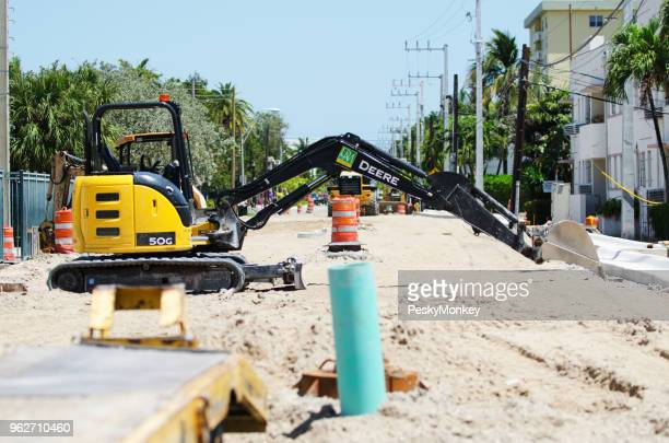 Miami Beach Rising Sea Level Sewer Improvements