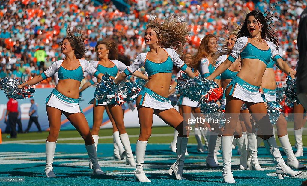 New York Jets v Miami Dolphins : ニュース写真
