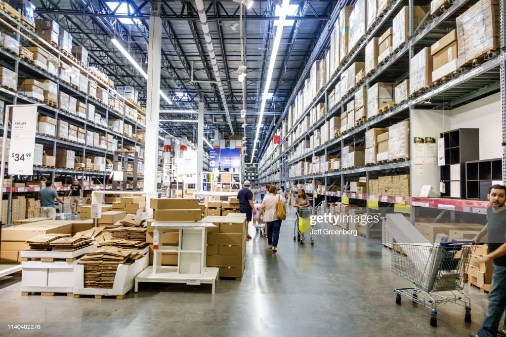 Miami D Ikea Furniture Warehouse