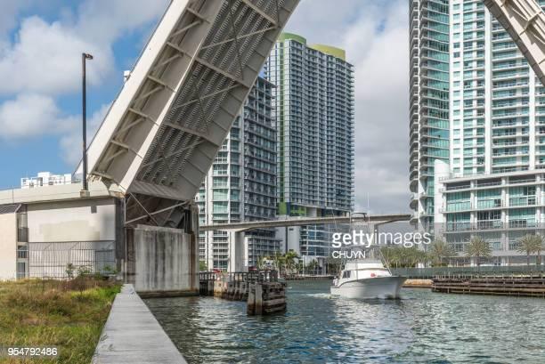 Miami drawbridge