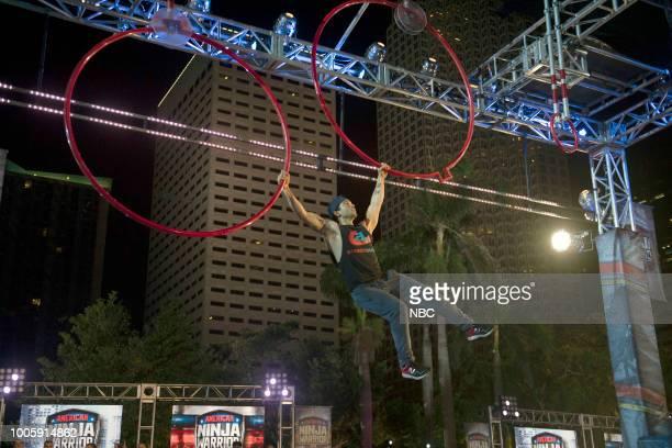 WARRIOR 'Miami Finals' Pictured Calle Alexander