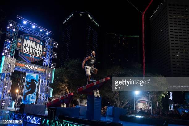 WARRIOR 'Miami Finals' Pictured Devin Harrelson
