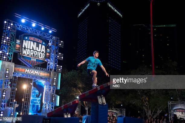 WARRIOR 'Miami Finals' Pictured Eli Bell
