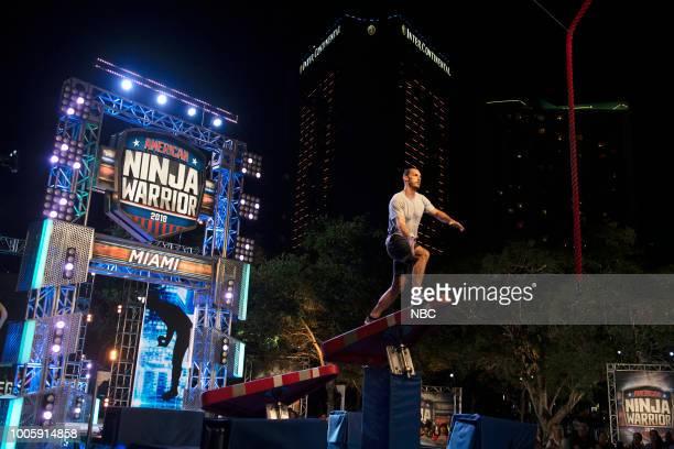 WARRIOR 'Miami Finals' Pictured Greg Manders