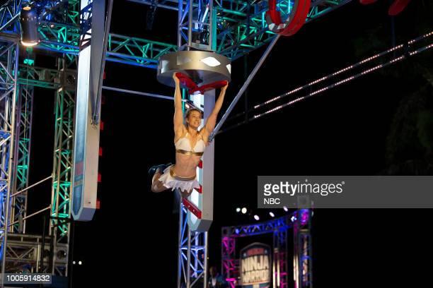 WARRIOR 'Miami Finals' Pictured Jessie Graff