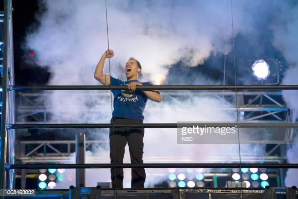 WARRIOR 'Miami Finals' Pictured Kenny Niemitalo