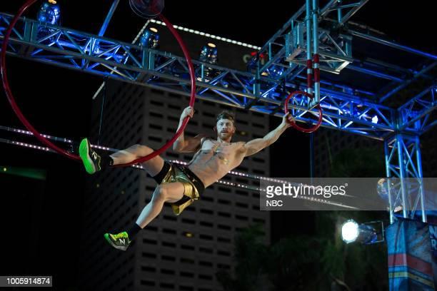 WARRIOR 'Miami Finals' Pictured Neil Craver
