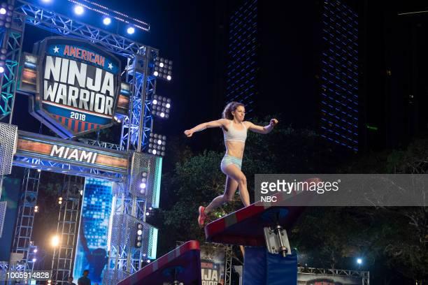 WARRIOR 'Miami Finals' Pictured Rachael Goldstein