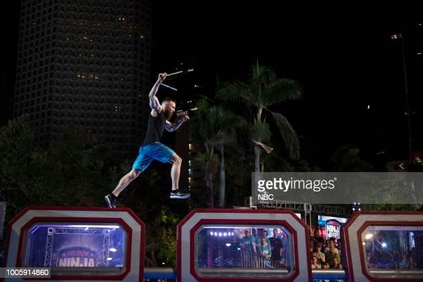 WARRIOR 'Miami Finals' Pictured Ryan Stratis