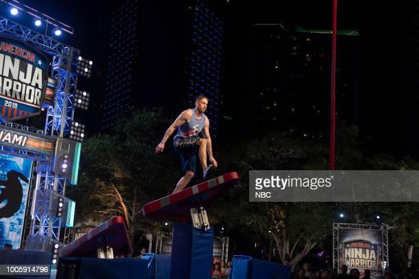 WARRIOR 'Miami Finals' Pictured Scott Reuter