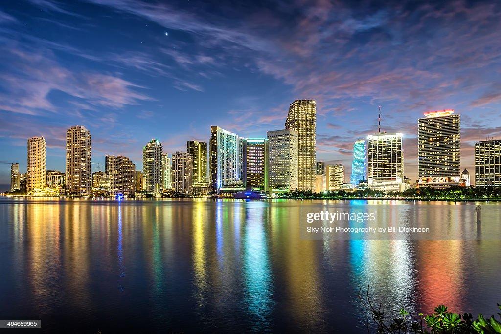 Miami Florida : Stock Photo