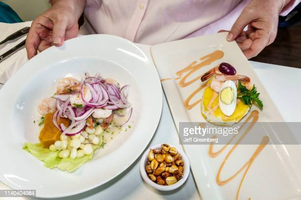 Miami Limon Sabor Peruvian Seafood restaurant