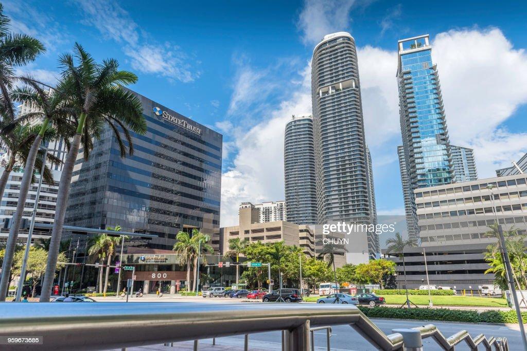 Miami-Luxus : Stock-Foto