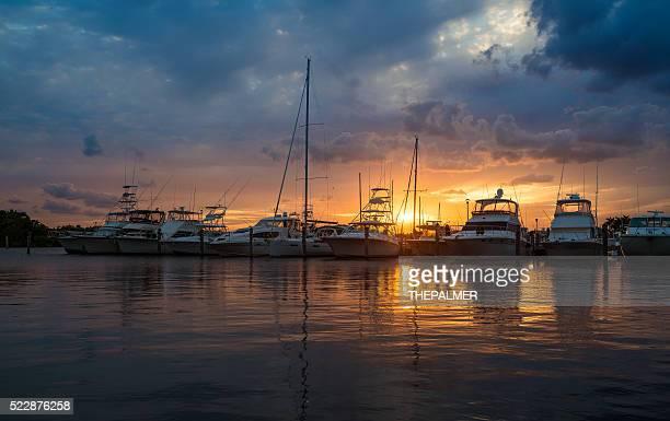 Puerto deportivo de Miami