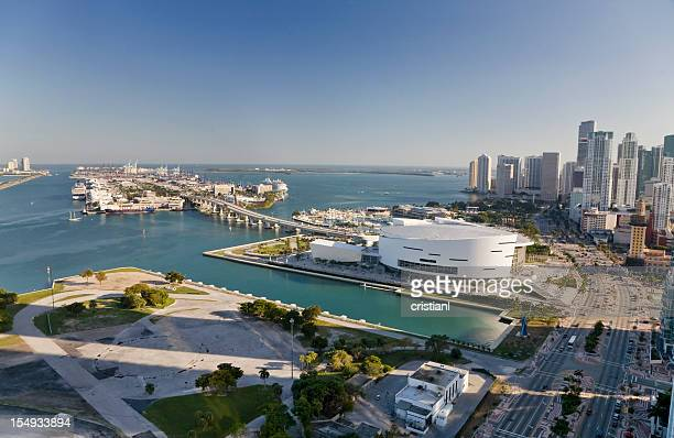 miami - downtown miami stock pictures, royalty-free photos & images