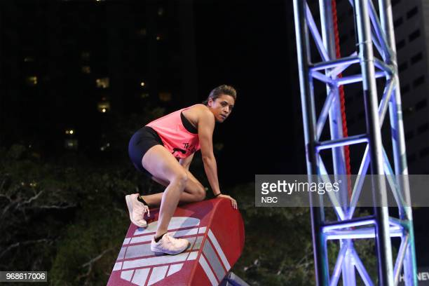 WARRIOR 'Miami Qualifier' Pictured Alicia TavaniCandela
