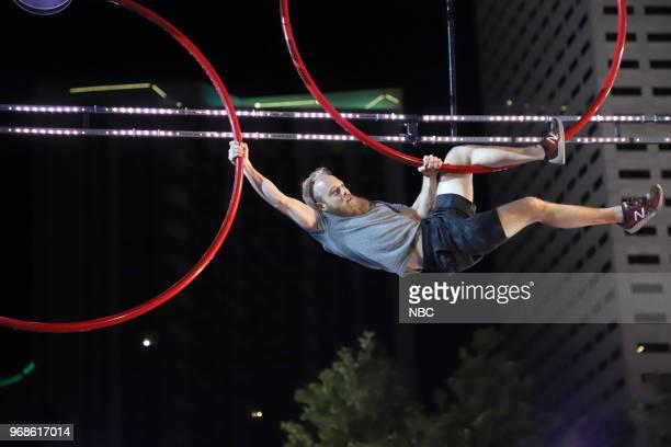 WARRIOR 'Miami Qualifier' Pictured Brett Sims
