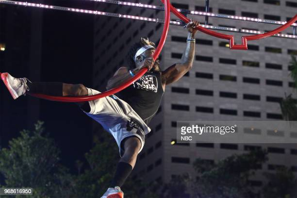 WARRIOR 'Miami Qualifier' Pictured Devin Harrelson