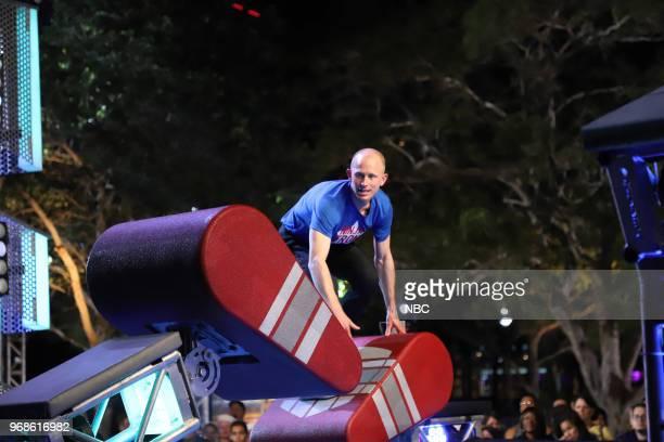WARRIOR 'Miami Qualifier' Pictured Jesse Johnson