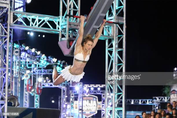 WARRIOR 'Miami Qualifier' Pictured Jessie Graff