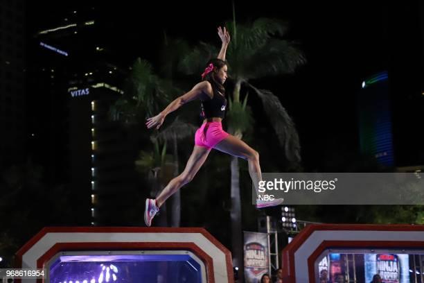 WARRIOR 'Miami Qualifier' Pictured Lindsay Eskildsen