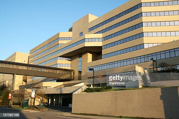 miami valley hospital - hospital building stock photos and pictures