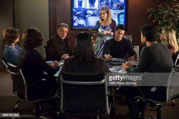 'Miasma' The BAU is called when the New Orleans PD discovers a mass grave inside a vandalized aboveground crypt in a local cemetery on CRIMINAL MINDS...