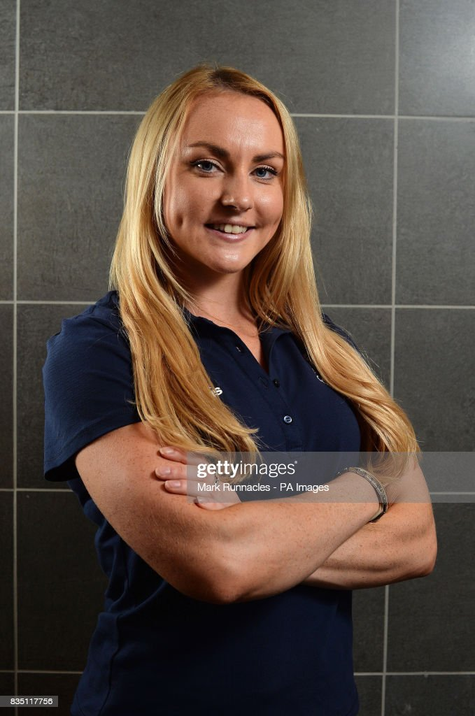 Mica McNeill during the PyeongChang 2018 Olympic Winter Games photocall at Heriot Watt University, Oriam. PRESS ASSOCIATION Photo. Picture date: Friday August 18, 2017. Photo credit should read: Mark Runnacles/PA Wire