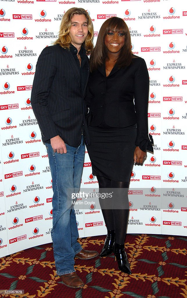 The Vodafone Life Savers Awards 2006 - Arrivals